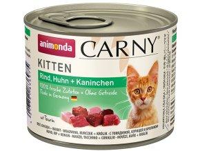 abb animonda produkt carny kitten 83697