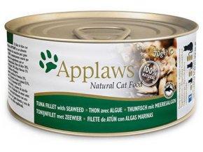 Applaws konzerva tuňák řasy