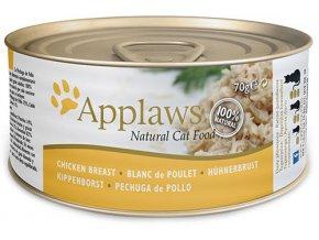 Applaws konzerva kuřecí prsa 2020