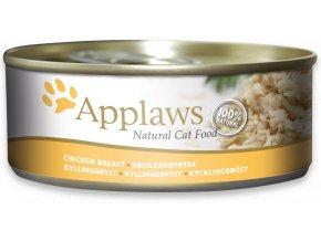 Applaws kuřecí prsa - konzerva 156 g