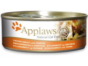 Applaws kuře a dýně - konzerva 156 g