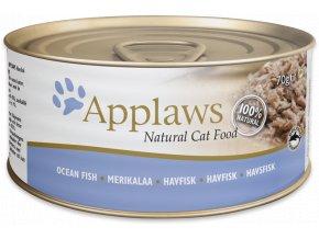 mořské ryby pro kočky