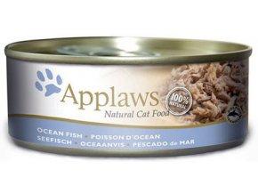 Applaws mořské ryby - konzerva 156 g