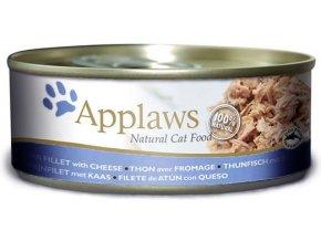 Applaws konz tuňák a sýr 156