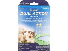 Dual Action kočka+