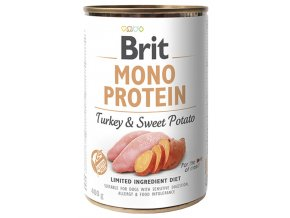 brit konzervy mono turkey sweet potato