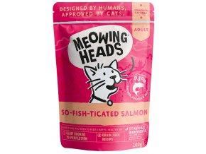 masové kapsičky pro kočky meowing