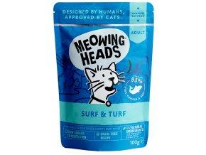 kvalitni kapsicky pro kočky meowing heads