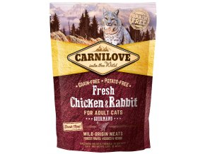 Carnilove Fresh Chicken Rabbit Cat