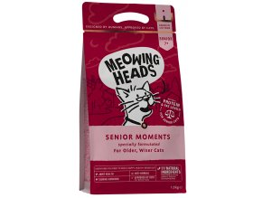 Meowing Senior Moments 1,5 kg
