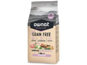 Ownat Just Grain Free Sterilized 3 kg