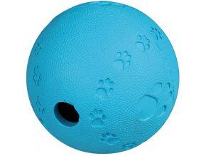 Labyrint Snacky míč na pamlsky tvrdá guma 7 cm