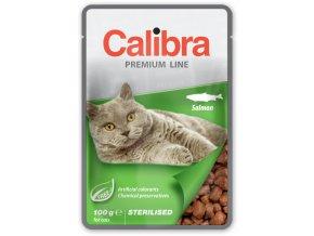 Calibra sterilised salmon