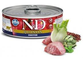 ND quinoa digestion konzerva pro kocky