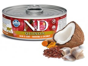 ND quinoa skin herring+