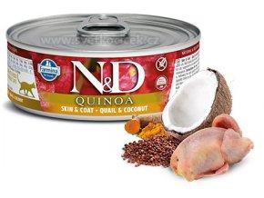 ND quinoa skin quail+