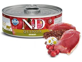ND quinoa urinary+