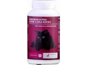 Roboran H pro černé a bílé kočky 60 g