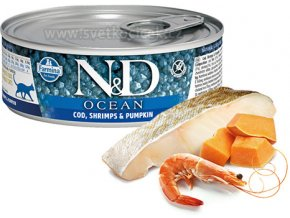 ND ocean cod shrimp pumpkin+