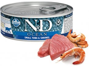 ND konz ocean small tuna shrimp+