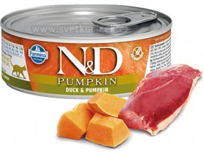 ND konz pumpkin duck+