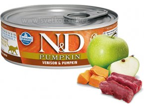 ND konz pumpkin venison+