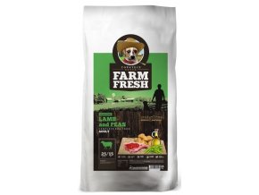 Farm Fresh Adult Lamb Peas 20 kg