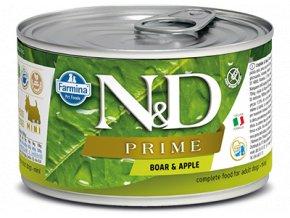 ND Prime Boar konz