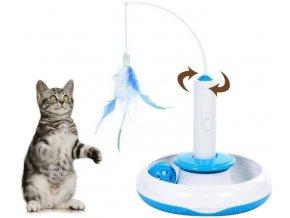 Multifunkční interaktivní hračka pro kočky Excite So Much!