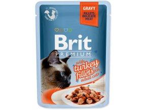 Brit Premium krůtí filety