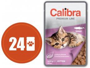 Calibra kapsa kitten losos 2019 multipack
