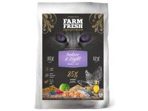Farm Fresh granule pro kočky žijící v bytě