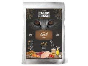 Farm Fresh pro kočky alergické na kuřecí a rybu