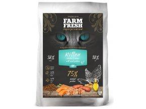 Farm Fresh granule pro koťata