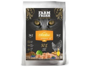 Farm Fresh Cat Chicken and Blueberries 5 kg