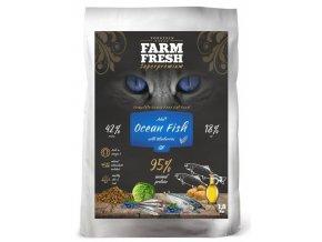 Farm Fresh pro kočky s rybou z lovu