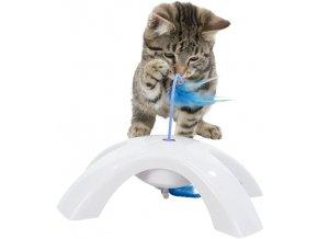 Feather Twister - pohyblivá hračka pro kočky