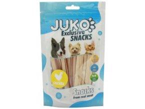 Juko kuřecí sandwich - pamlsky pro psy 70 g