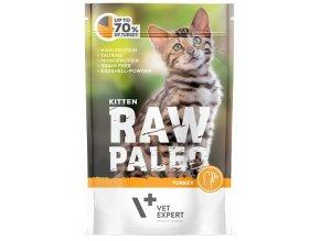 raw paleo kapsičky pro kotatka