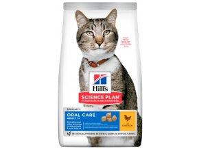 Hill's Science Plan Adult na zuby pro kočky