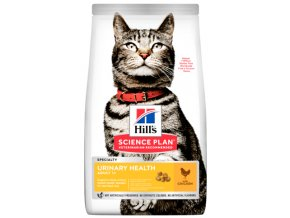 Hill's Science Plan Adult Urinary Health Chicken 1,5 kg