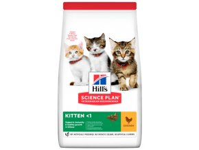 Hill's Science Plan Kitten Chicken 300 g