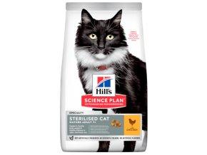 Granule Hill's pro starší kočky po kastraci