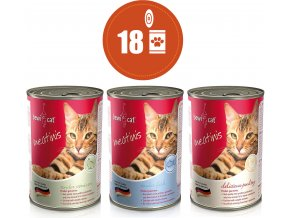 Bewicat mix 18