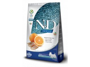 581 07 ND Ocean 2.5kg Adult Mini HERRING [3D Front+Right+Shadow]@web