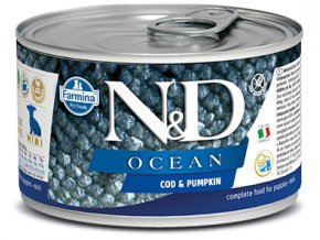 551 47 nd ocean canine 140g cod pumpkin puppy