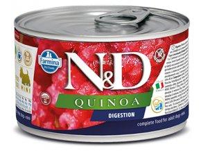 539 27 nd quinoa canine 140g digestion