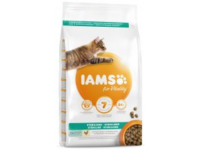 iams sterilised salmon