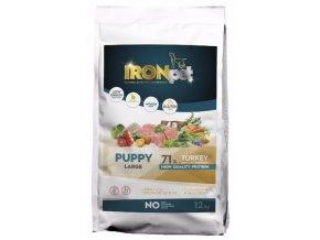 ironpet turkey puppy