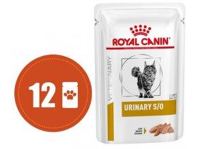 Royal Canin Feline Urinary S/O LOAF - kapsička 12x85 g